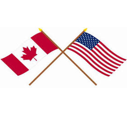 US_and_Canadian_Flags